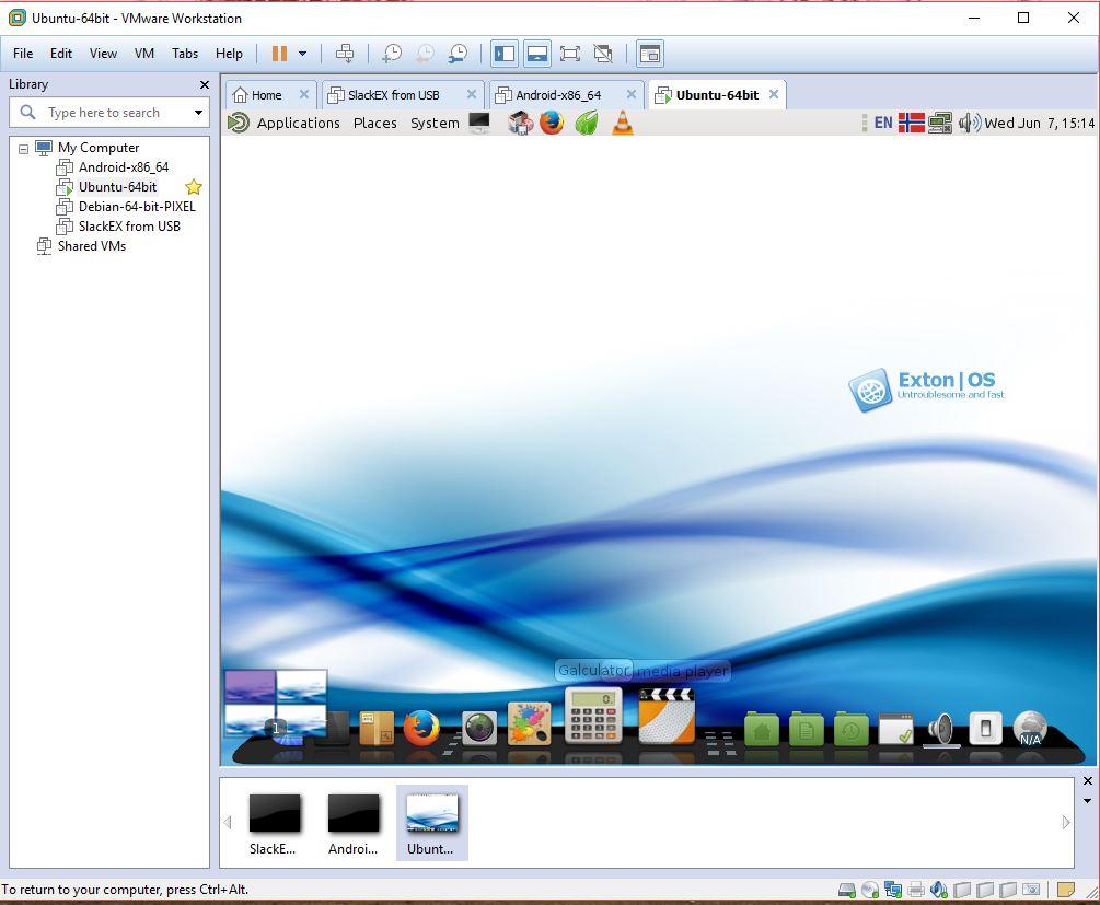 Refracta Installer | Exton|OS